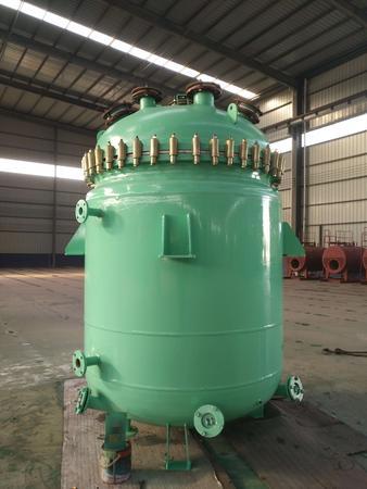 2000L电加热搪瓷反应釜