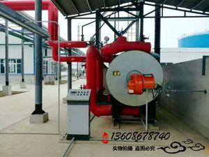 江苏南京客户锅炉安装现场