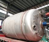 外盘管不锈钢反应釜