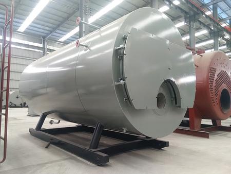 WNS卧式燃油气蒸汽锅炉
