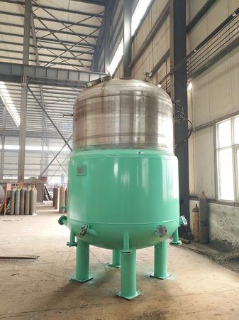 3000L电加热不锈钢反应釜