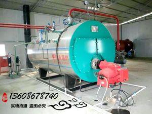 河南郑州客户锅炉安装现场