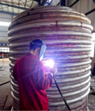 外半管不锈钢反应釜
