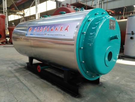 CWNS卧式燃油气热水锅炉